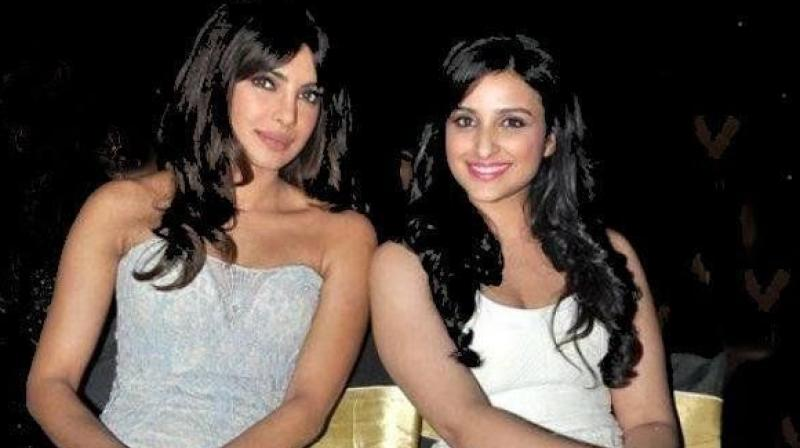 Priyanka Chopra proud of sister Parineeti Chopra's singing debut