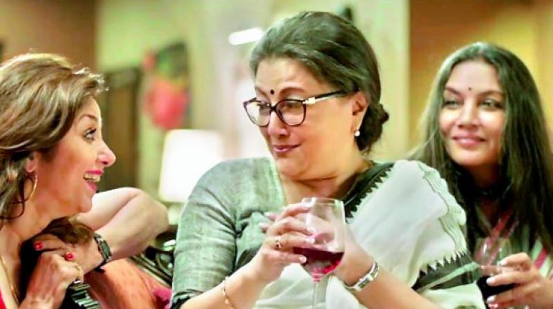 I've tried to explore the feminine, says Aparna Sen