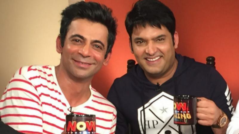 I am more popular than Kapil and that's an excellent feeling: Sunil Grover