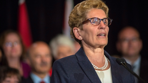 Wynne's approval rating drops to all-time low of 12 per cent