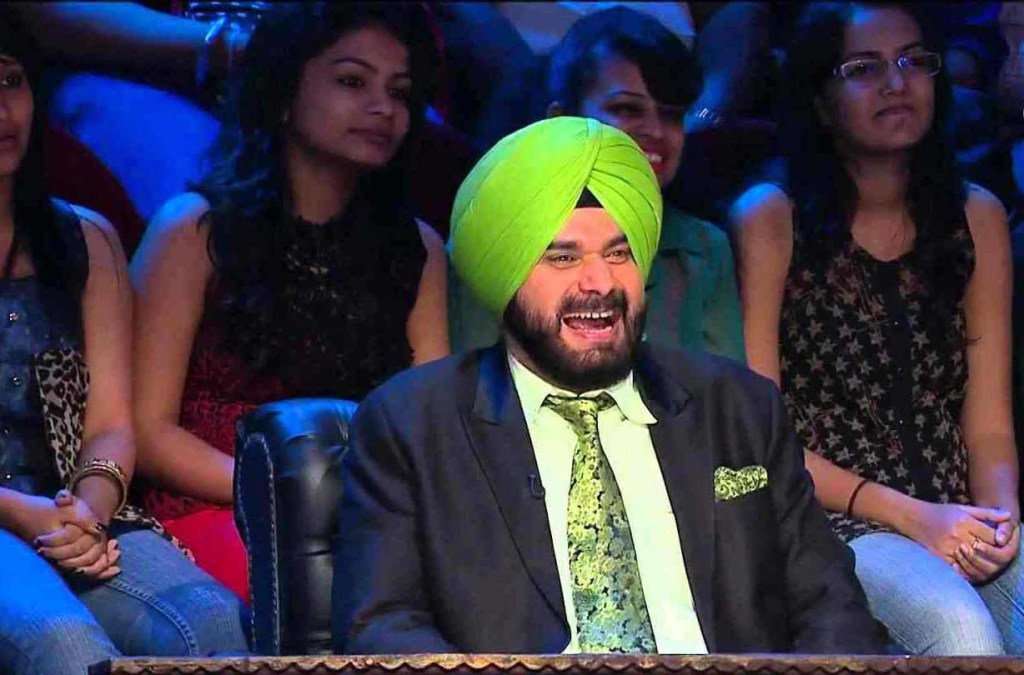 NO CONFLICT OF INTEREST IN SIDHU'S TV SHOWS, OPINES PUNJAB ADVOCATE GENERAL