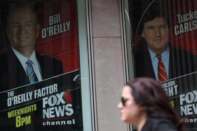 Lawsuit filed against Fox News alleges racial discrimination