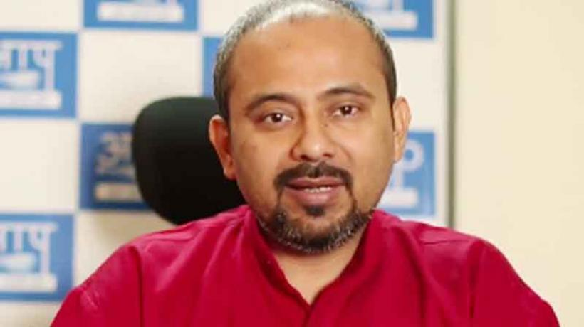 AAP's Dilip Pandey resigns following MCD results