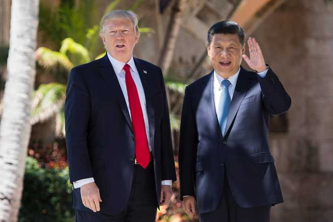 Missile launch: N Korea 'disrespected wishes' of Chinese Prez: Trump