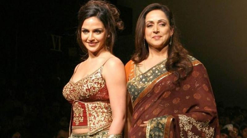Hema Malini's elder daughter, Esha Deol is expecting her first baby