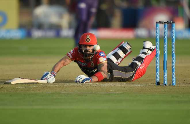 Hard for a captain to speak after performance like this: Kohli