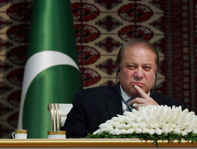 Sharif files three appeals in SC to review its Panama verdict