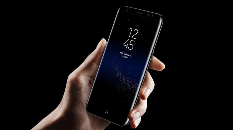 Samsung's Galaxy S8/S8+ faces display issues