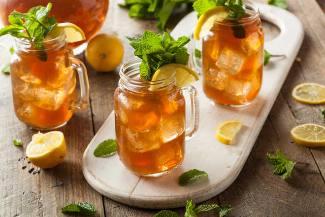 Drinking iced tea may up cholera risk in endemic countries
