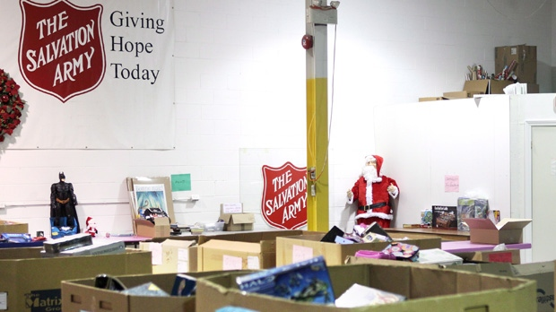 Former Toronto Salvation Army boss convicted of selling donations to black market
