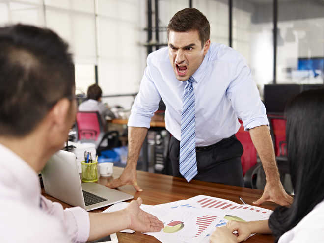 Coping with bad bosses may boost happiness