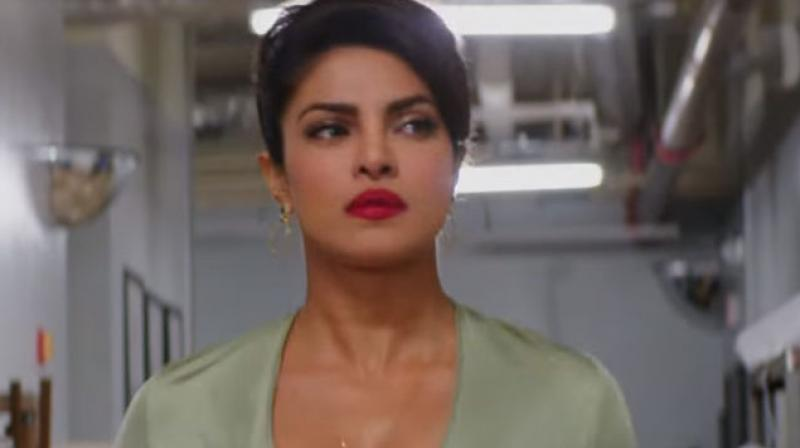Priyanka gets thumbs up from Hollywood, rave reviews coming her way for Baywatch