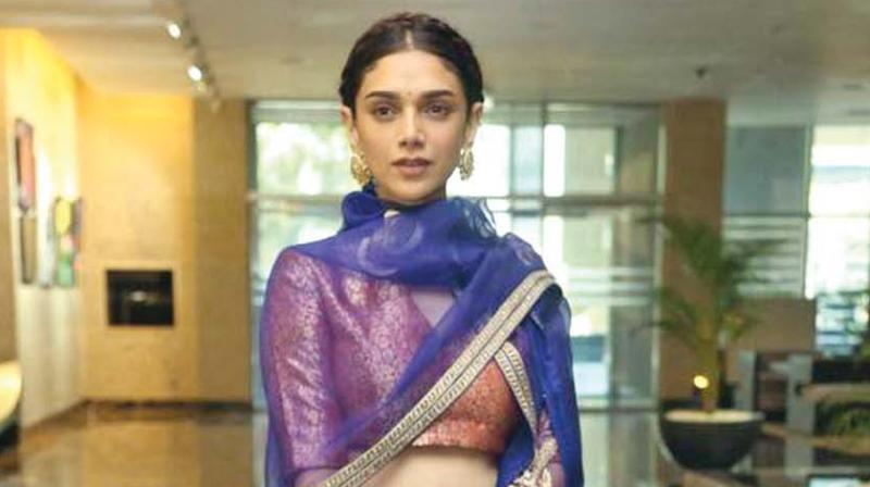 I didn't have any backing but I never cribbed about it: Aditi Rao Hydari