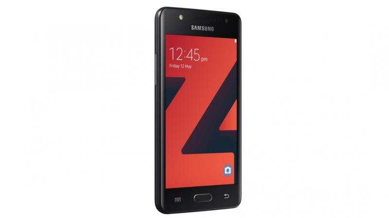 Samsung launches its latest Z4 with Tizen 3.0