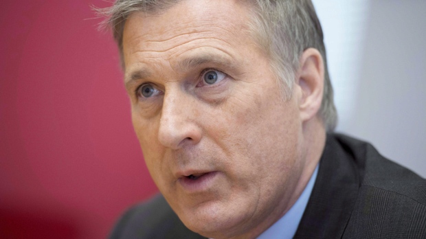 No surprise libertarian Tory leadership candidate Bernier comes from Beauce
