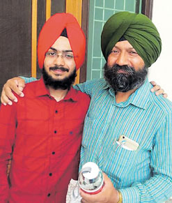 Punjab boy tops NEET entrance exam