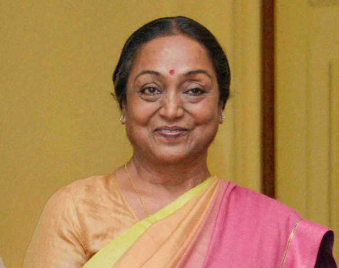 Meira Kumar is Opposition candidate for July 17 Presidential poll