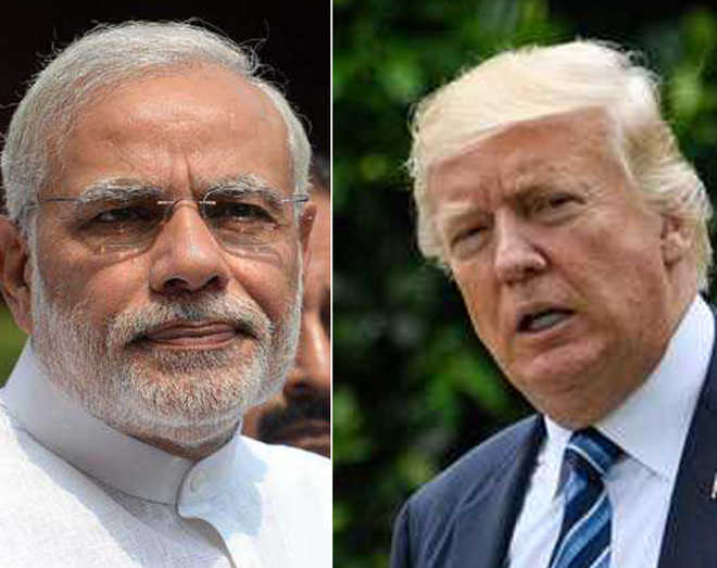 Modi to be first world leader to have White House dinner with Trump
