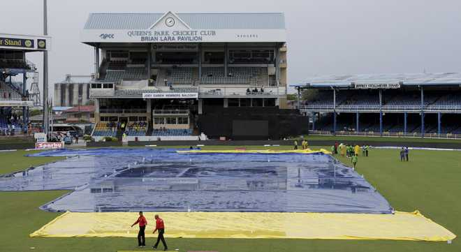 India vs West Indies: First ODI abandoned as rain plays spoilsport