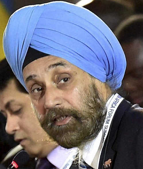 First face-to-face meeting will give Trump, Modi chance to assess ties: Sarna