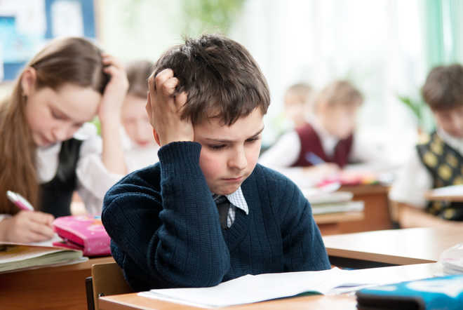 Stress in school is contagious: Study