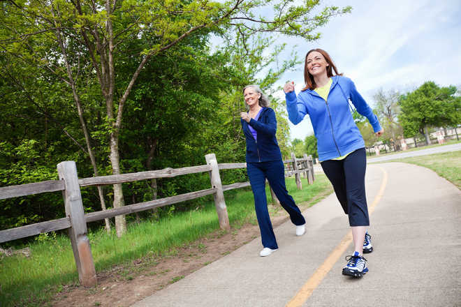 People with healthy lifestyle live up to seven years longer