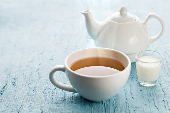 8 cups of tea may boost your mental performance