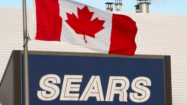 Sears Canada liquidation sales begin at 54 locations across country