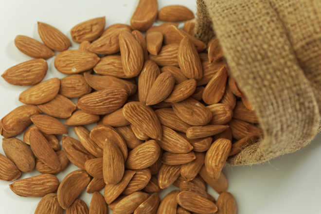 Eating almonds daily may boost 'good' cholesterol