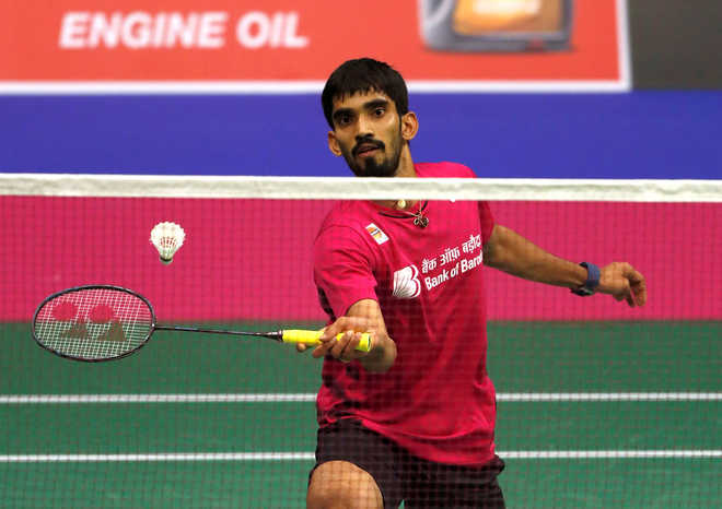 Srikanth, Sameer sail through World Championship opener
