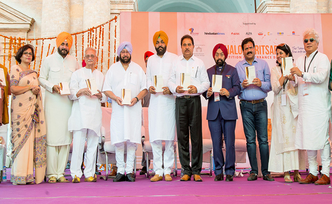CAPT AMARINDER INAUGURATES WORLD'S 1ST PARTITION MUSEUM, DEDICATES IT TO THE NATION