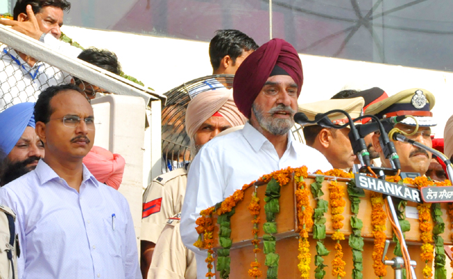 CAPT GOVERNMENT COMMITTED TO RESTORE PRISTINE GLORY OF THE STATE- TRIPT BAJWA