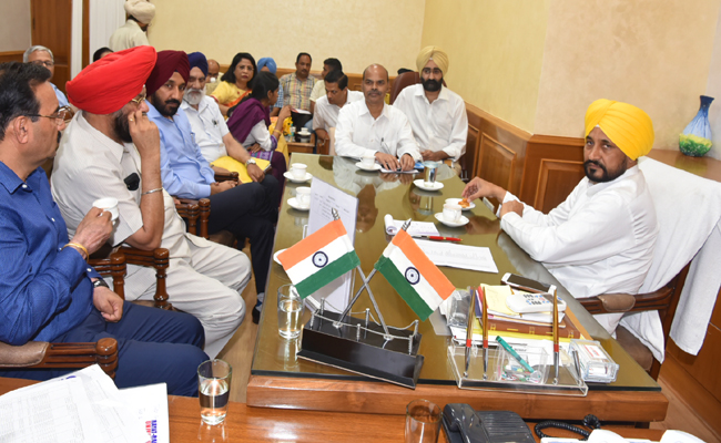 Punjab Government to organize job fairs on regular basis to fulfill promise of 'Ghar Ghar Rozgar': Channi