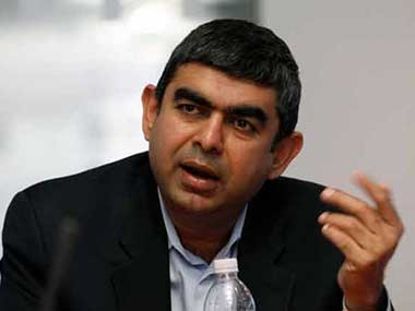 Infyght, Sikka calls it quits