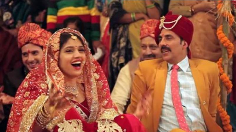 Box Office: Akshay's Toilet Ek Prem Katha mints 13 crore on first day