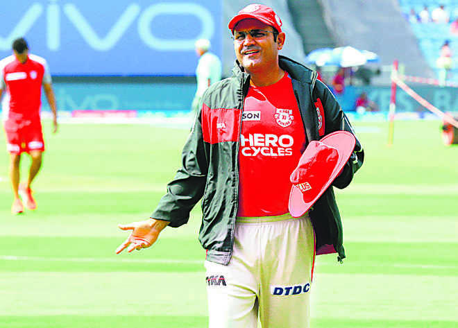 Didn't have 'setting' for coach's job: Viru