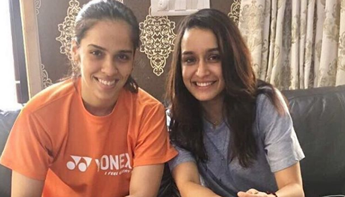 Shraddha Kapoor opens up about Saina Nehwal biopic