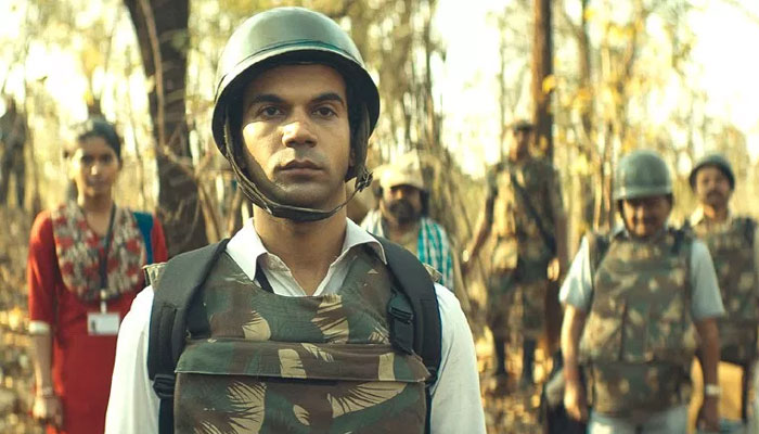 Rajkummar Rao starrer Newton becomes victim of piracy