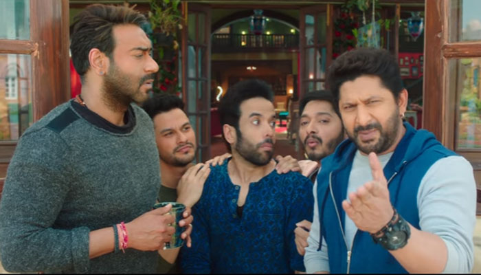 Ajay Devgn starrer Golmaal Again trailer crosses 20 million views in 24 hours
