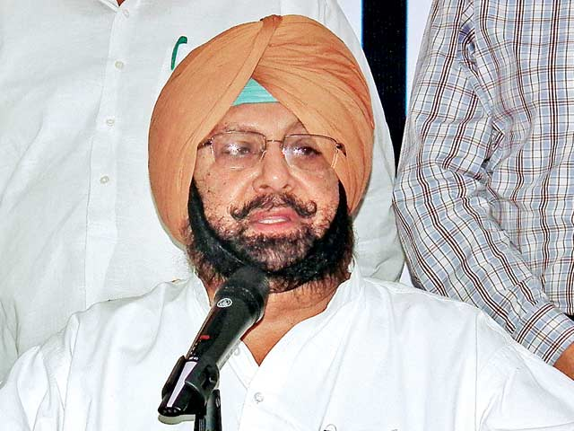 Capt Amarinder accedes to RSS request to hand over Gosain murder case to NIA