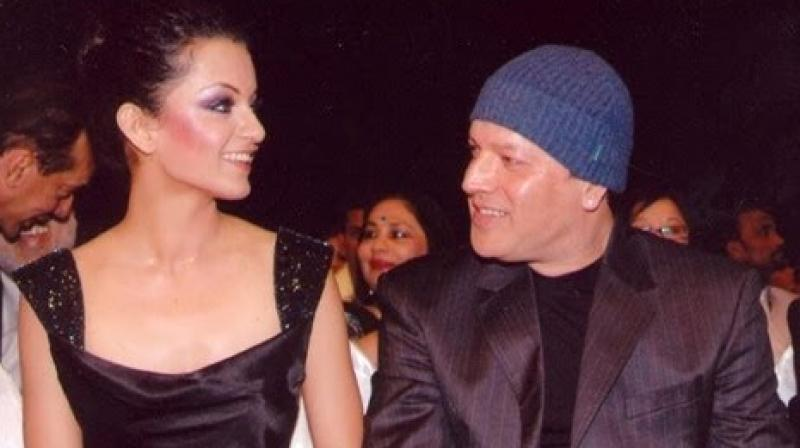 Kangana a product of nepotism; I got her role in Gangster: Aditya Pancholi