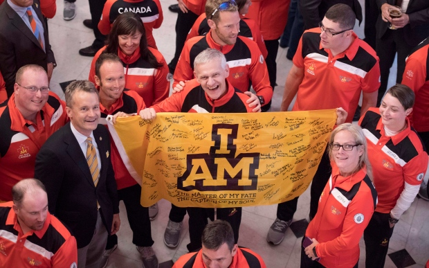 Invictus volunteers honour their own history as they seek to make a difference