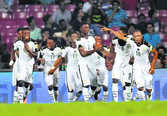 Ghana face Mali in all-African quarters