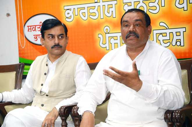 SAD image to blame for bypoll loss: BJP leaders