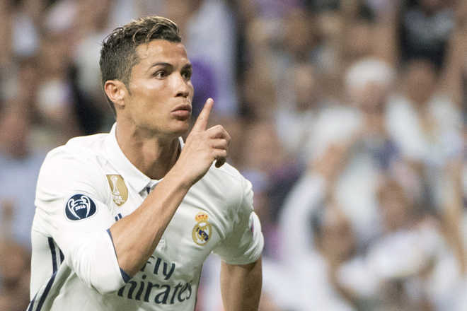 Ronaldo still 'The Best' for Zidane