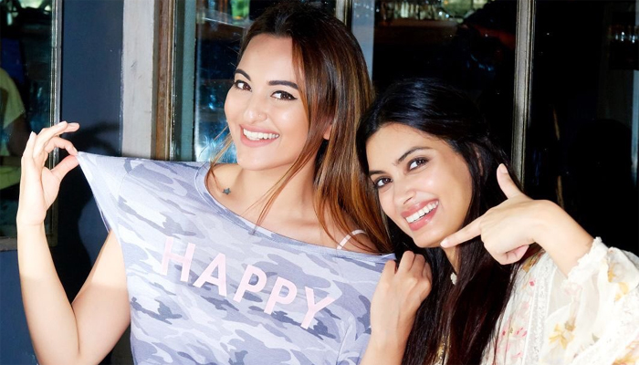 Sonakshi Sinha, Diana Penty join forces for Happy Bhag Jayegi Returns