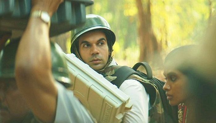 Newton collections: Rajkummar Rao's powerful act mints over Rs 17 cr