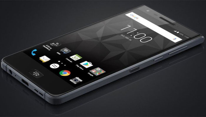 All-touch BlackBerry 'Motion' with 4,000 mAh battery launched