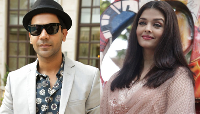 Fanney Khan: Rajkummar nervous and excited to romance Aishwarya Rai Bachchan
