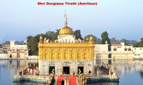 Rs 6 lakh stolen from Amritsar's famous Durgiana Mandir